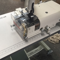 Photo of an DCR SK50- LEATHER SKIVING MACHINE Industrial Sewing Machines