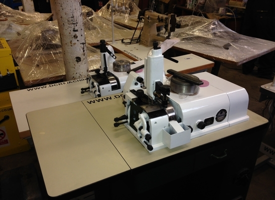 Photo of an FORTUNA LEATHER SKIVING MACHINE Industrial Sewing Machines