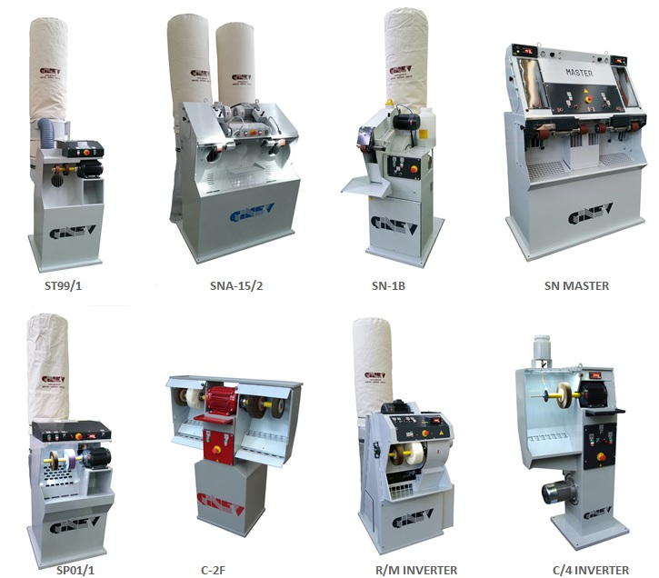 Photo of an SHOE MACHINERY Industrial Sewing Machines
